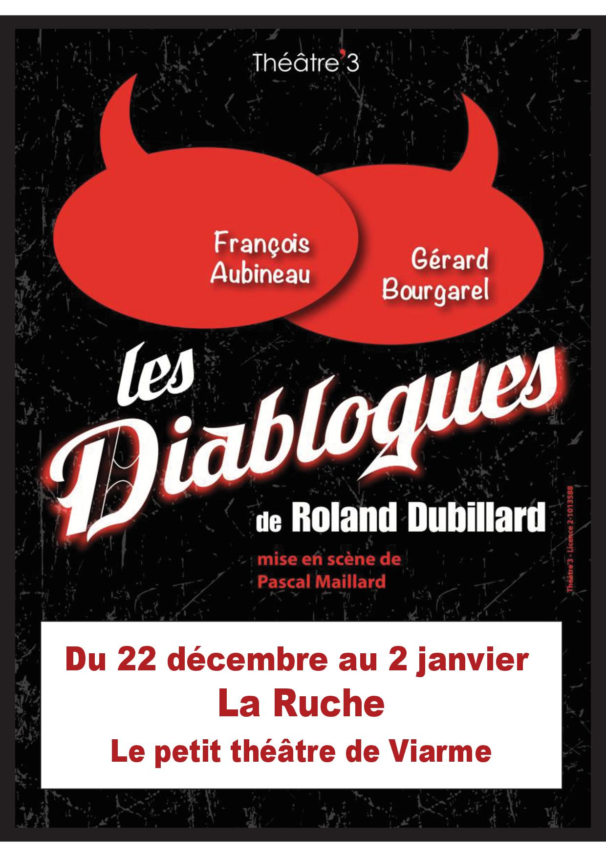 Diablogues Flyer Ruche R 1